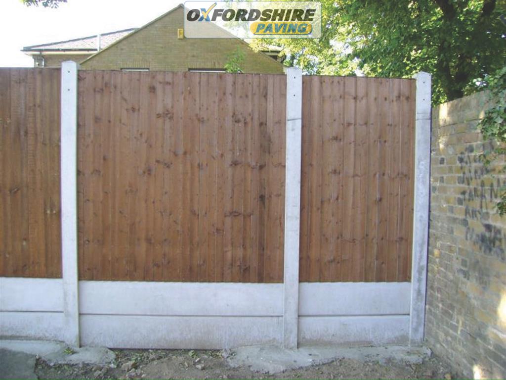 Fencing Contractors Oxfordshire