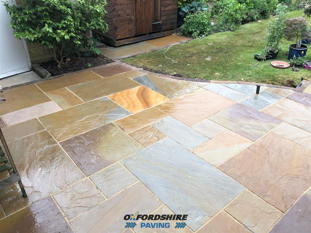 Patio Contractors Oxfordshire