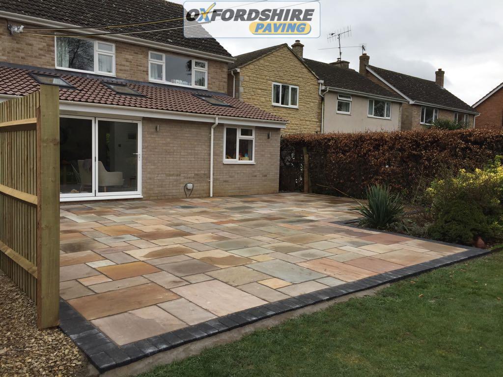 Patio Contractors Oxfordshire
