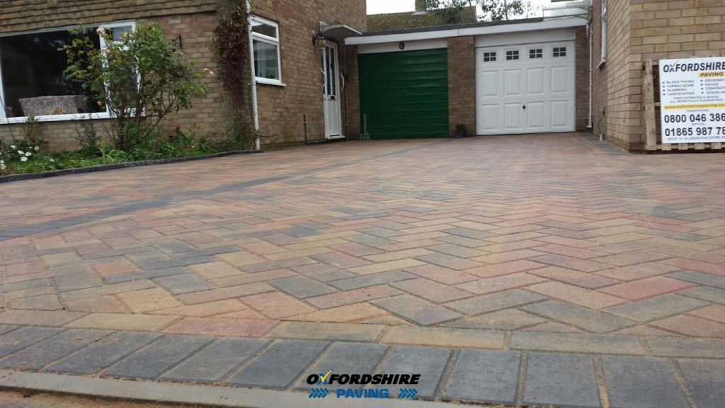 Block Paving in Stanton Saint John, Oxfordshire