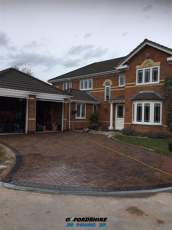 Paving Contractors in Steeple Aston, Oxfordshire