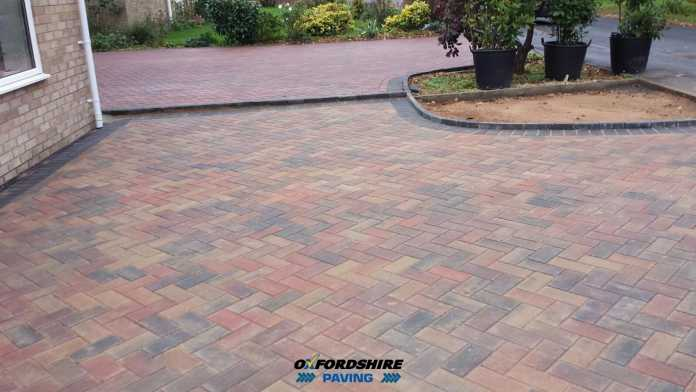 Block Paving Company in Radley, Oxfordshire