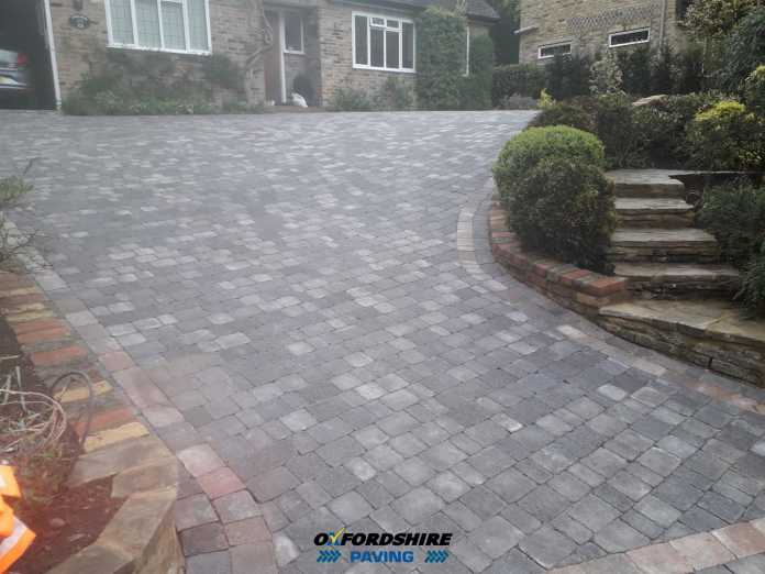 Block Paving Company in Steeple Aston, Oxfordshire