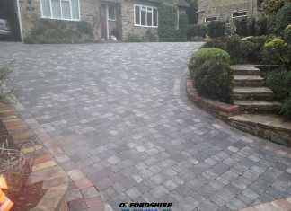 Block Paving Company in Longworth, Oxfordshire
