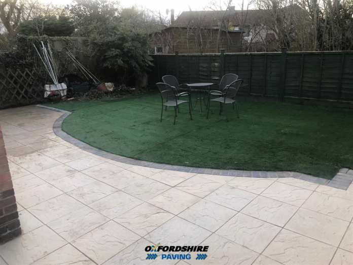 Chetwode Patio Installations