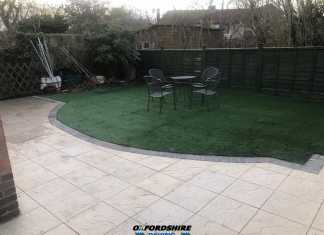 Cassington Patio Installations