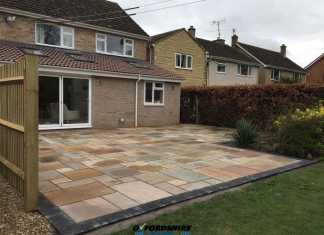 Middleton Stoney Patio Installations