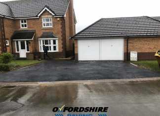 Tarmac Driveways Upper Heyford, Oxfordshire
