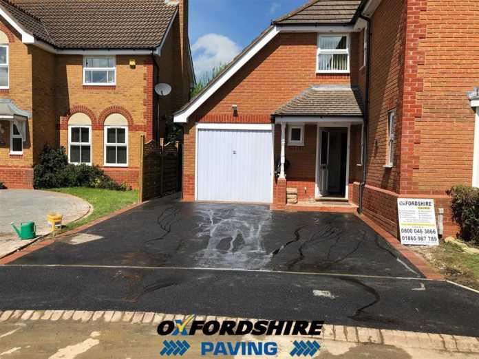Tarmac Driveways Eynsham, Oxfordshire