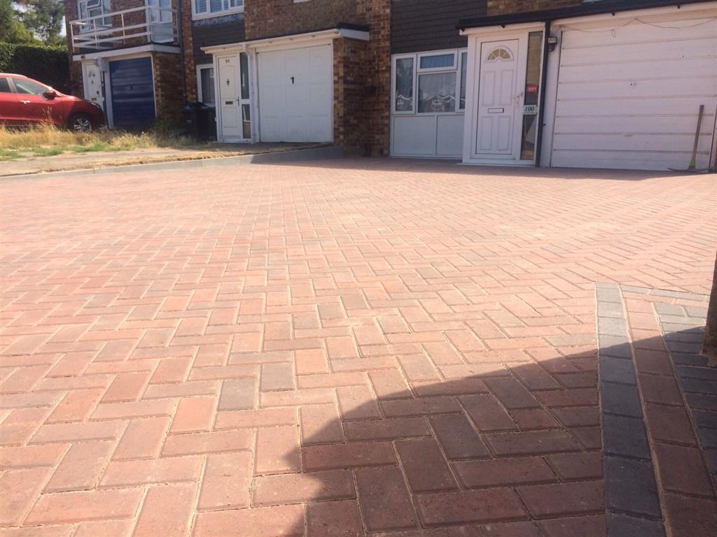 Block Paving Oxford
