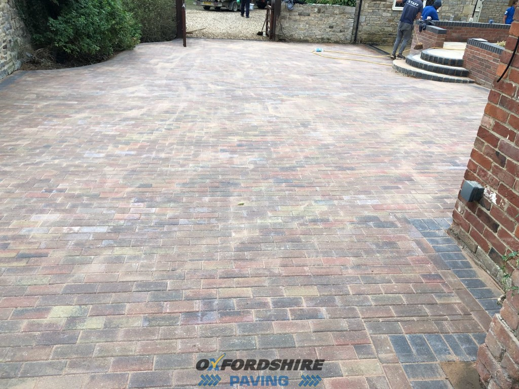 Paving Oxford