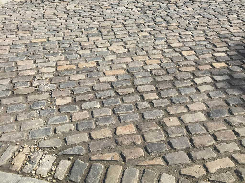 Cobblestone Driveways Oxfordshire