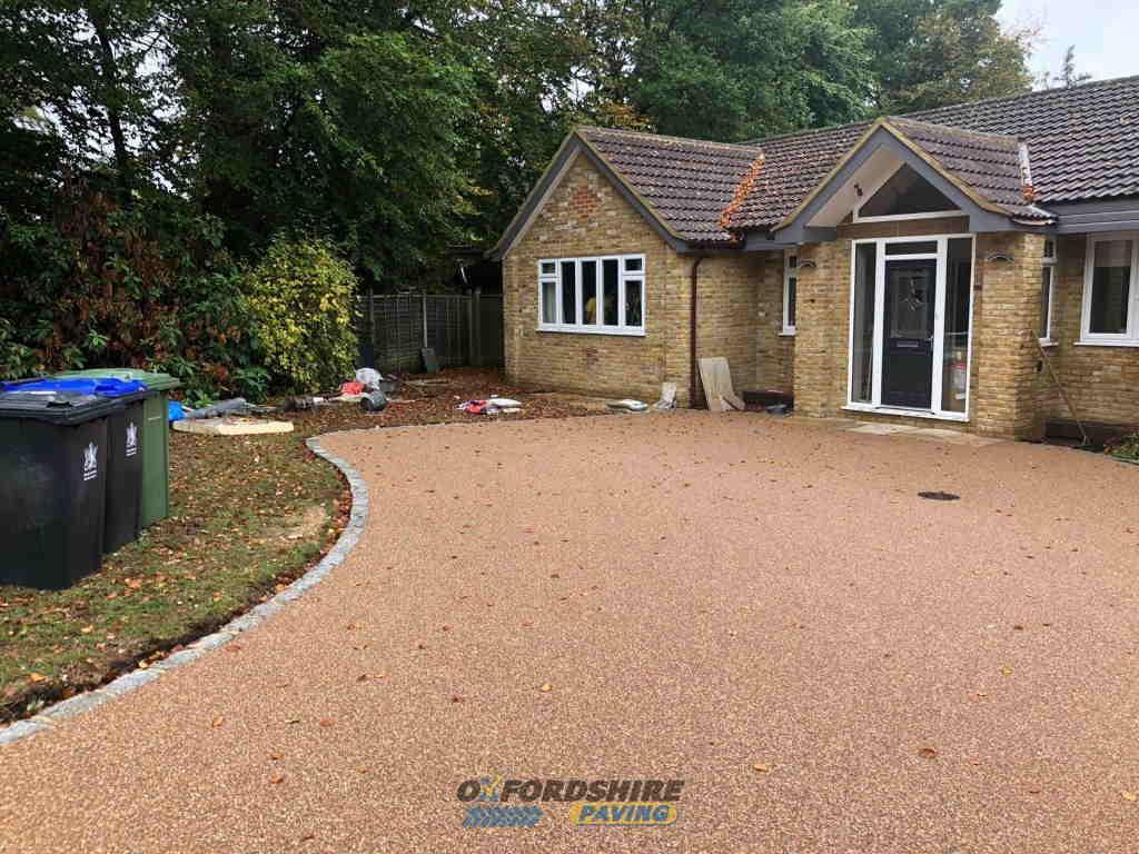Resin Bond Driveway Oxfordshire
