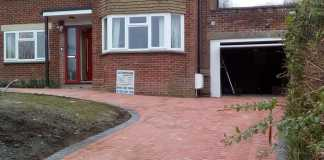 Block Paving Driveway in Botley, Oxfordshire