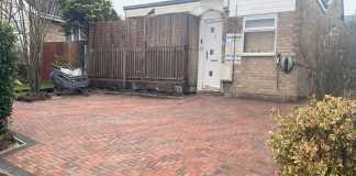 Block Paving Driveway in Kennington, Oxford