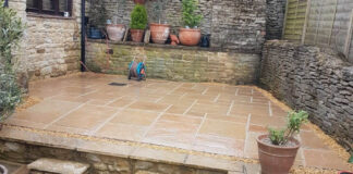 Two New Patios in Bicester